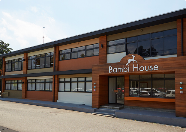 Bambi House 宿泊施設